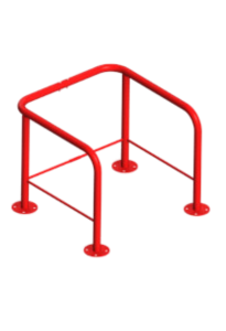 Barrière de protection pour poteau incendie
