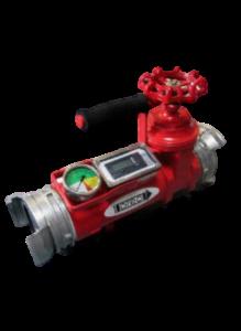 débimètre mesure débit poteau incendie hydeci