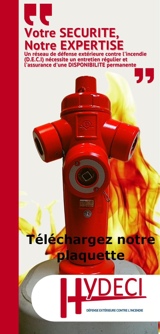 Téléchargez notre plaquette aquarem hydeci votre expert défense extérieure contre l'incendie -