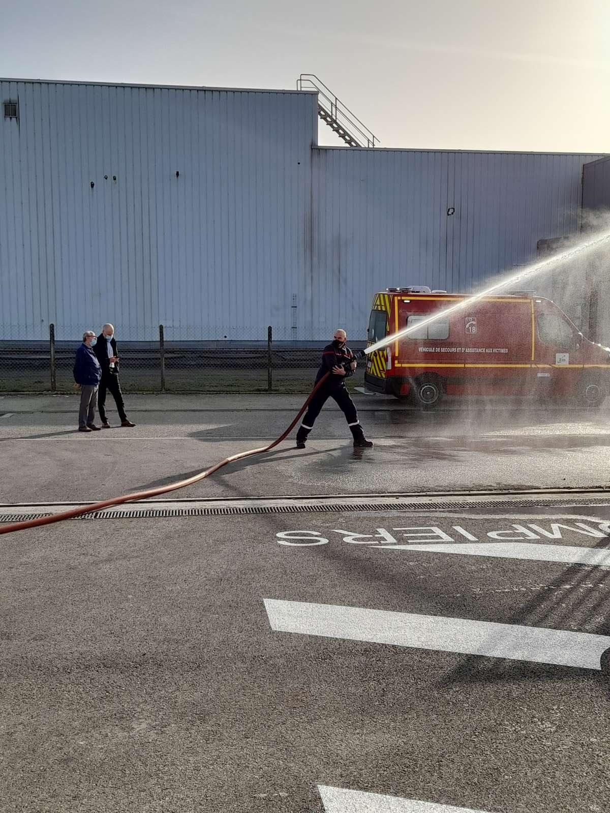 ingénierie hydraulique au service de la sécurité incendie