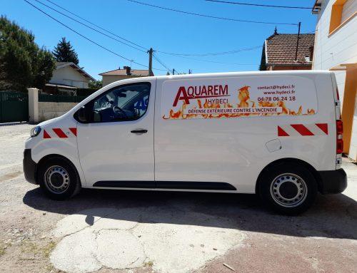 AQUAREM-HYDECI à Dagneux – Notre matériel professionnel spécifique pour le contrôle et la réparation de vos hydrants